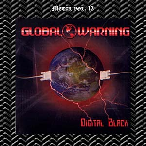Digital Black by Global Warning