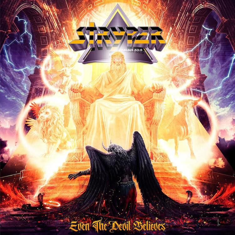 Even The Devil Believes by Stryper