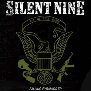 Falling Pyramids EP by Silent Nine