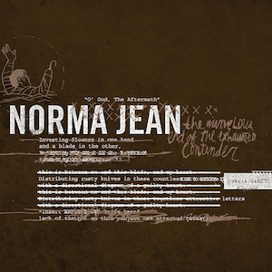 O God, The Aftermath (Deluxe Edition) by Norma Jean